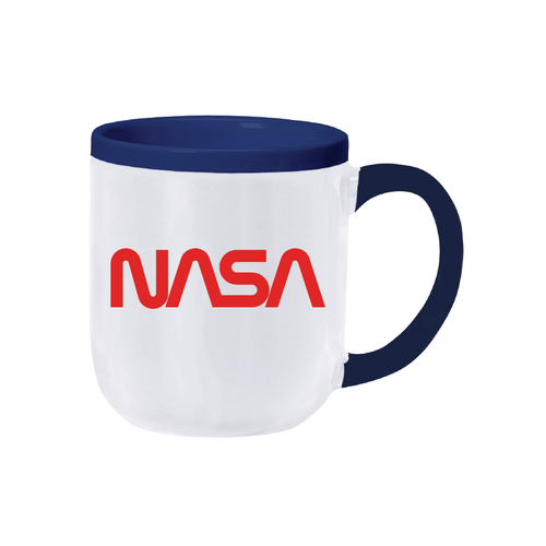 NASA Worm Logo - 17 oz Majestic Mug