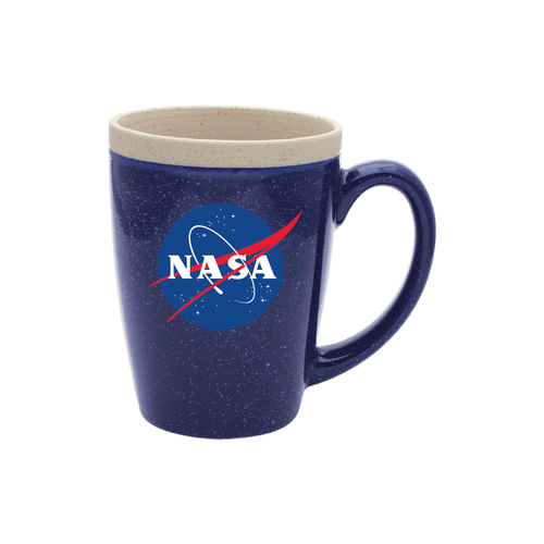 NASA Meatball Logo - 15 oz Adobe Mug
