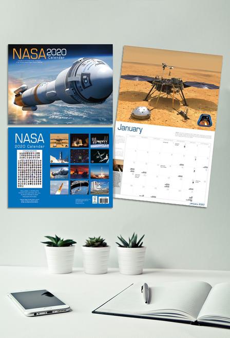 NASA 2020 Calendar