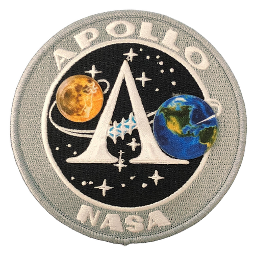 Apollo Program Patch