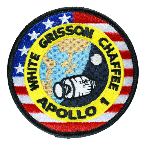 Mission Patch - Apollo 1