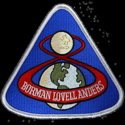 Mission Patch - Apollo 8