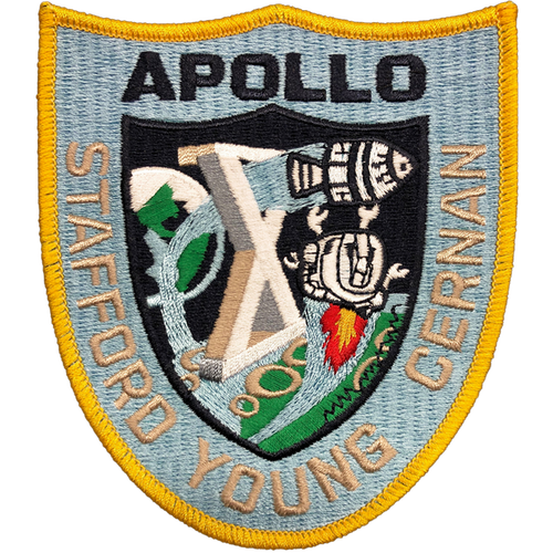 Mission Patch - Apollo 10