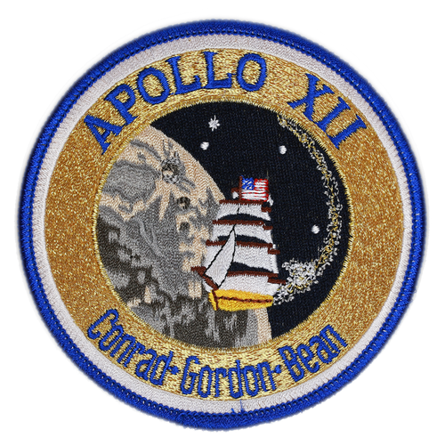 Mission Patch - Apollo 12