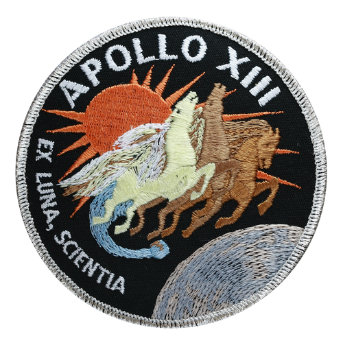 Mission Patch - Apollo 13