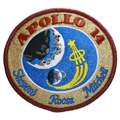 Mission Patch - Apollo 14