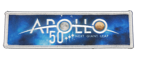 Apollo 50th Patch