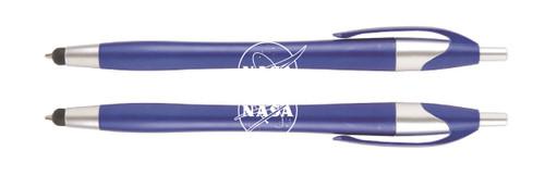 NASA Javalina Stylus Pen - Blue