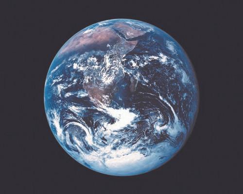 Full Earth Poster (F-2105)