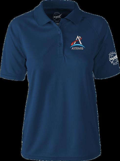 NASA Artemis Logo - Women's Polo Shirt