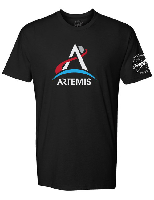 NASA Artemis Logo - Adult T-Shirt