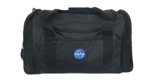 NASA Meatball Logo - Duffel Bag