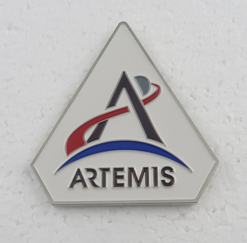 NASA Artemis Logo - Decorative Magnet