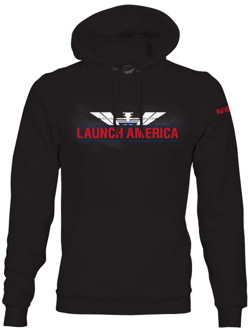 Launch America - Adult Hoodie