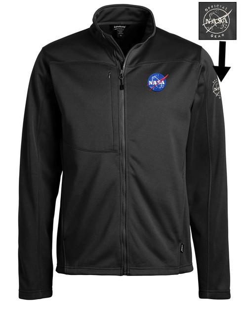NASA Meatball Logo - Flash Jacket