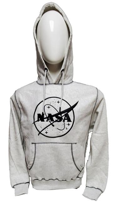 NASA Meatball Logo - Pro-Weave Sideline Hoodie