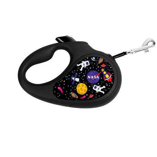 WAUDOG Retractable Dog Leash with NASA Design