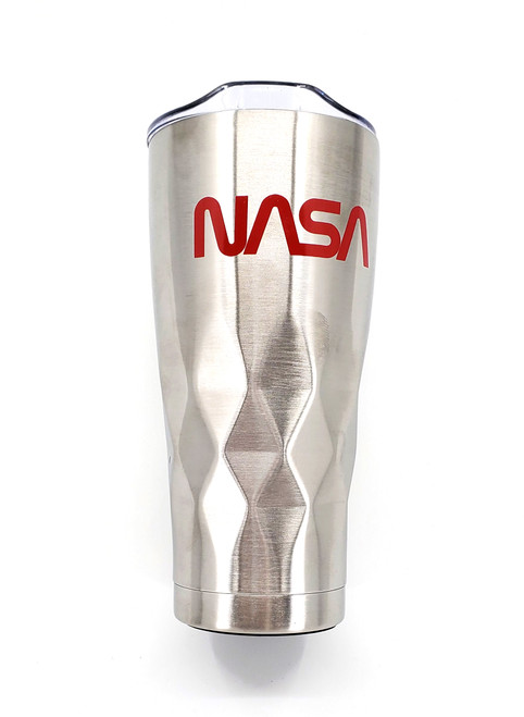 NASA Worm Logo - 22oz Insulated Beverage Container