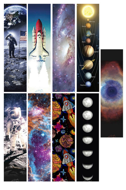 Space Theme Socks by Wild Habitat