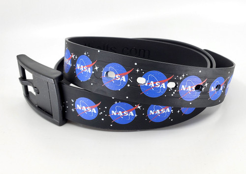 NASA Meatball Logo - C4 Cut To Size Belt