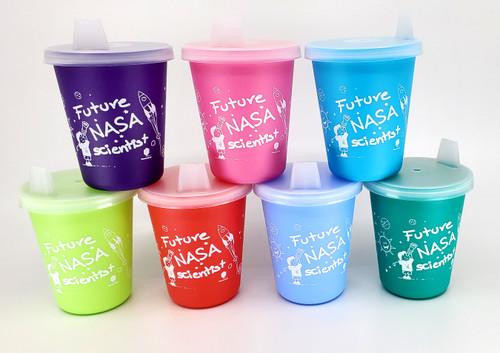 Future NASA Scientist Sippy Cup