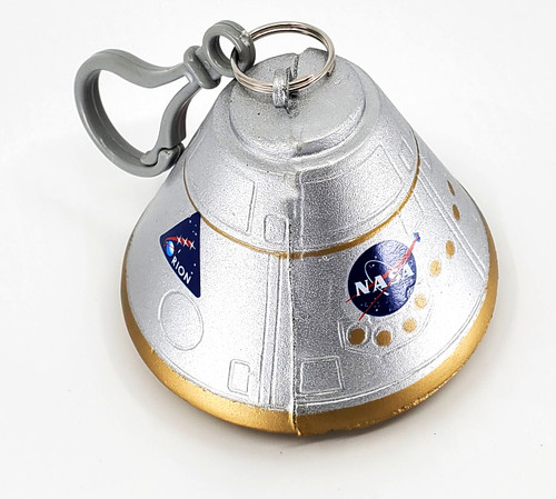 NASA Capsule Squishy Stress Fob