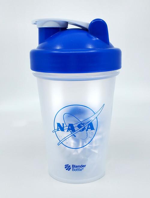 NASA Meatball Logo - 20 Oz Blender Bottle