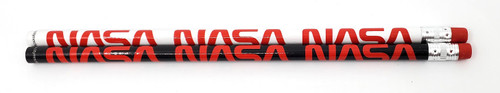 NASA Worm Logo Pencil