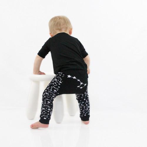 Constellation Cotton Leggings by Doodle Pants