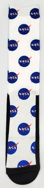 NASA Meatball Logo - Socks