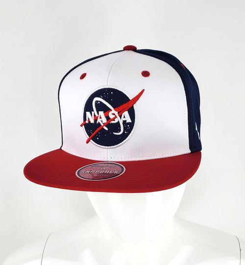 NASA Meatball Logo - Tri-Color Z Hat