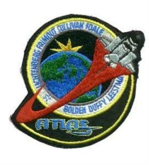 Space Shuttle STS-45 Mission Patch