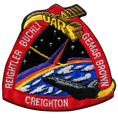 Space Shuttle STS-48 Mission Patch