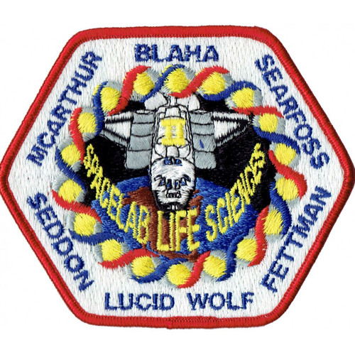 Space Shuttle STS-58 Mission Patch