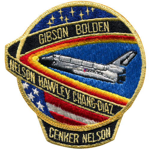 Space Shuttle STS-61C Mission Patch