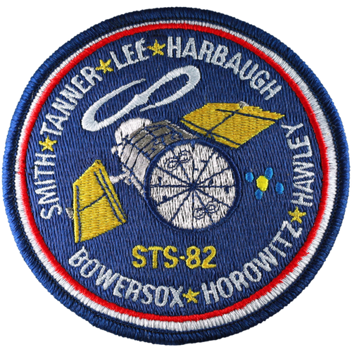 Space Shuttle STS-82 Mission Patch