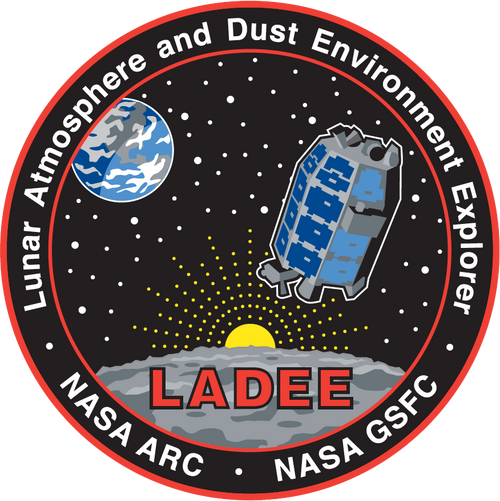 LADEE Program Patch