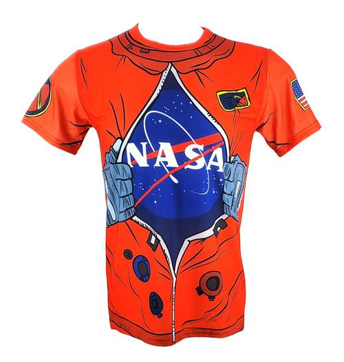 NASA Super Hero's Breakout Tee