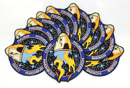 Crew 3 Mission Patch