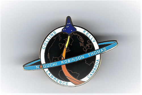 Space Shuttle STS-114 Mission Pin