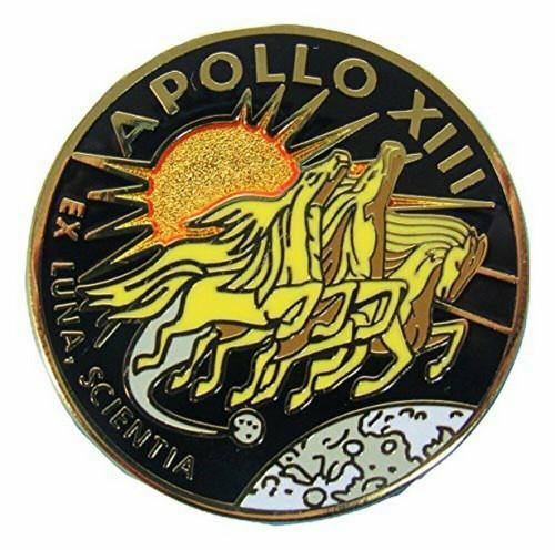 Mission Pin - Apollo 13