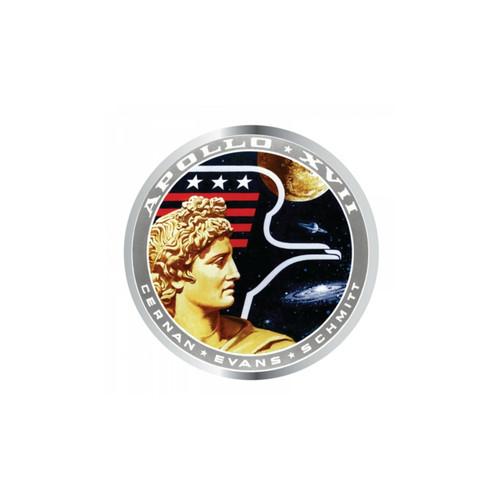 Mission Pin - Apollo 17
