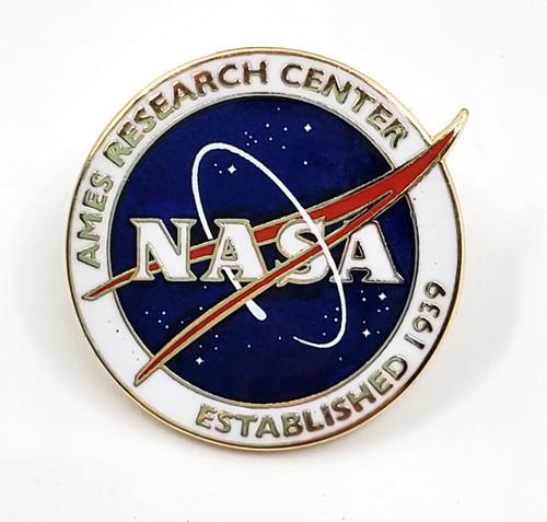 NASA Meatball Logo - ARC EST. 1939 Pin