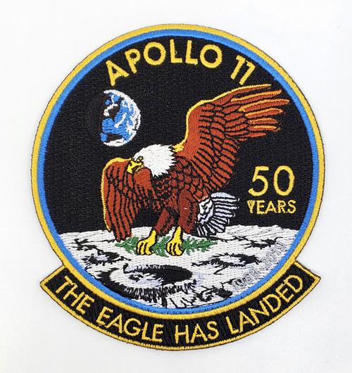 Apollo 11 50th Anniversary Patch