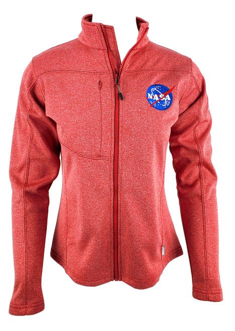 NASA Meatball Logo - Ladies Flash Jacket