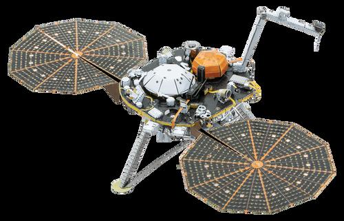 InSight Mars Lander by Metal Earth