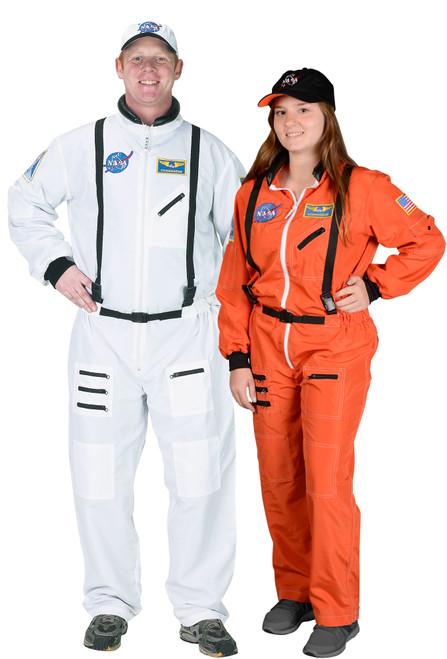 NASA Meatball Logo - Adult Astronaut (Costume)