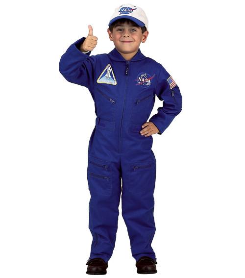 NASA Meatball Logo - Youth Jr.Flight Suit (Costume)