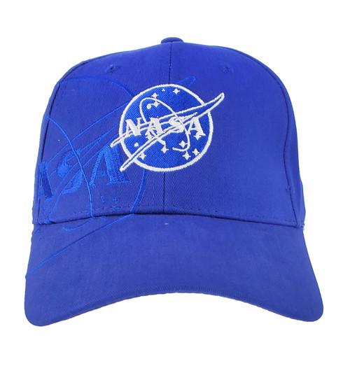 NASA Meatball Logo - Armstrong Tone on Tone Hat