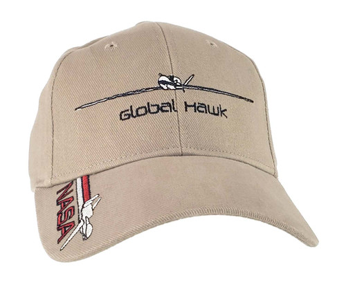 NASA Global Hawk Hat